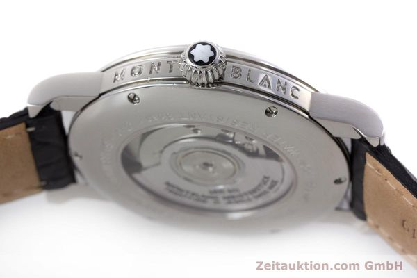 Used luxury watch Montblanc Star Date steel automatic Kal. 4810401 Eta 2892A2 Ref. 7190  | 161965 08