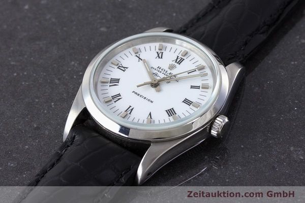 Used luxury watch Rolex Precision steel automatic Kal. 3000 Ref. 14000  | 161970 01