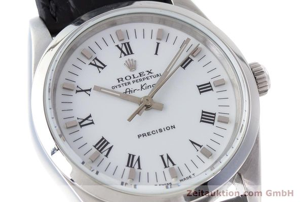 Used luxury watch Rolex Precision steel automatic Kal. 3000 Ref. 14000  | 161970 02