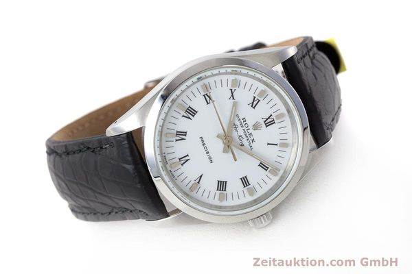 Used luxury watch Rolex Precision steel automatic Kal. 3000 Ref. 14000  | 161970 03