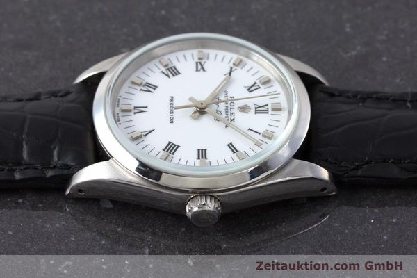 Used luxury watch Rolex Precision steel automatic Kal. 3000 Ref. 14000  | 161970 05