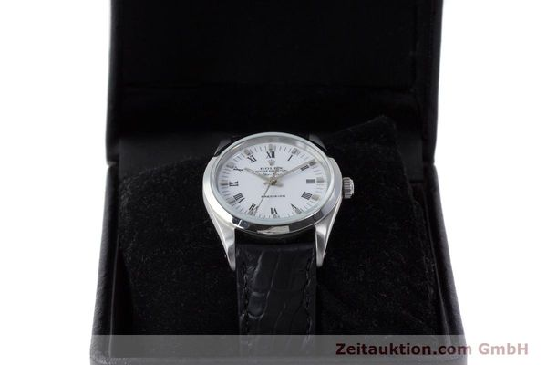 Used luxury watch Rolex Precision steel automatic Kal. 3000 Ref. 14000  | 161970 07