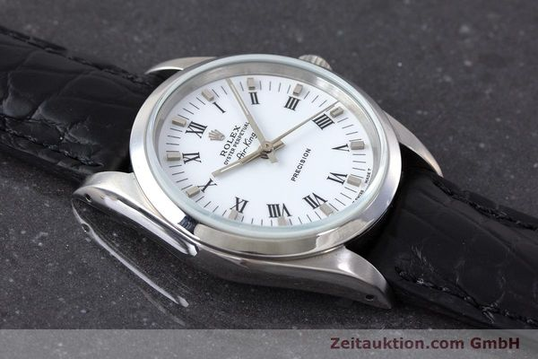 Used luxury watch Rolex Precision steel automatic Kal. 3000 Ref. 14000  | 161970 13