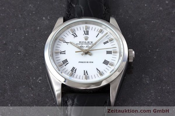 Used luxury watch Rolex Precision steel automatic Kal. 3000 Ref. 14000  | 161970 14