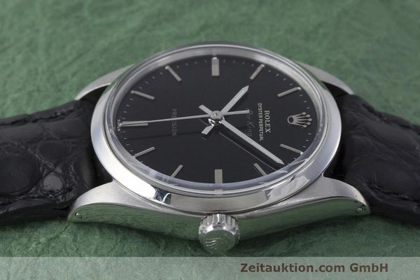 Used luxury watch Rolex Precision steel automatic Kal. 1520 Ref. 5500 VINTAGE  | 161977 05