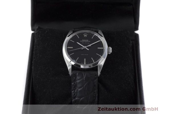 Used luxury watch Rolex Precision steel automatic Kal. 1520 Ref. 5500 VINTAGE  | 161977 07