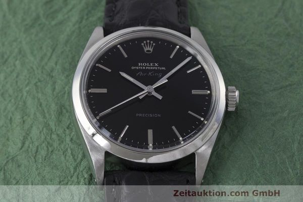 Used luxury watch Rolex Precision steel automatic Kal. 1520 Ref. 5500 VINTAGE  | 161977 15