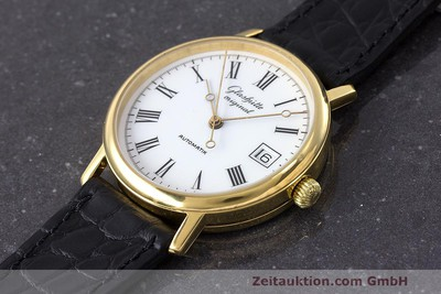 GLASHÜTTE GOLD-PLATED AUTOMATIC KAL. GUB 10-30 [161979]