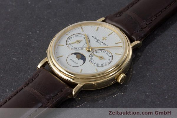 Used luxury watch Vacheron & Constantin * 18 ct gold automatic Kal. 1126  | 161980 01
