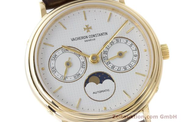 Used luxury watch Vacheron & Constantin * 18 ct gold automatic Kal. 1126  | 161980 02