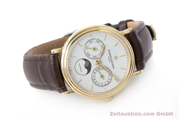 Used luxury watch Vacheron & Constantin * 18 ct gold automatic Kal. 1126  | 161980 03