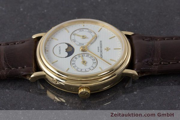 Used luxury watch Vacheron & Constantin * 18 ct gold automatic Kal. 1126  | 161980 05