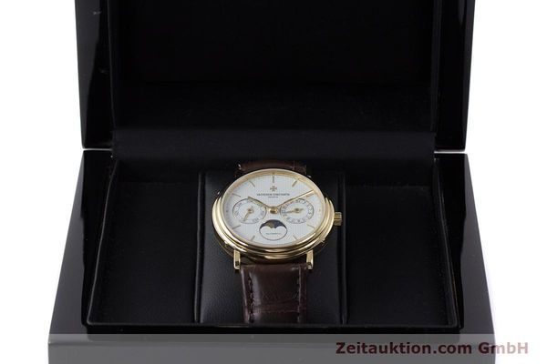 Used luxury watch Vacheron & Constantin * 18 ct gold automatic Kal. 1126  | 161980 07
