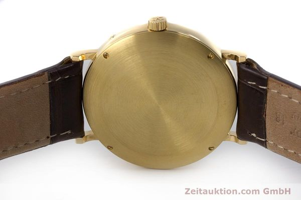 Used luxury watch Vacheron & Constantin * 18 ct gold automatic Kal. 1126  | 161980 08