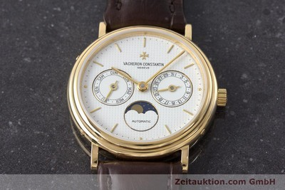 VACHERON & CONSTANTIN 18 CT GOLD AUTOMATIC KAL. 1126 [161980]