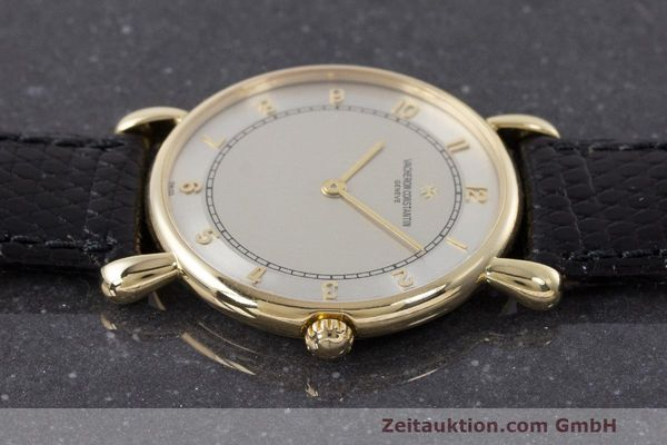 Used luxury watch Vacheron & Constantin * 18 ct gold manual winding Kal. 1003/1 Ref. 33084 VINTAGE  | 161986 05