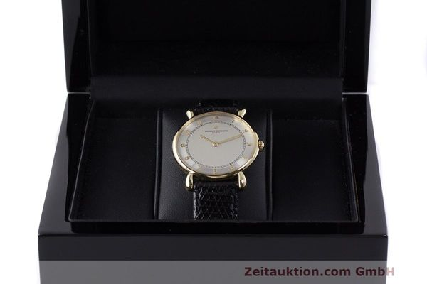 Used luxury watch Vacheron & Constantin * 18 ct gold manual winding Kal. 1003/1 Ref. 33084 VINTAGE  | 161986 07