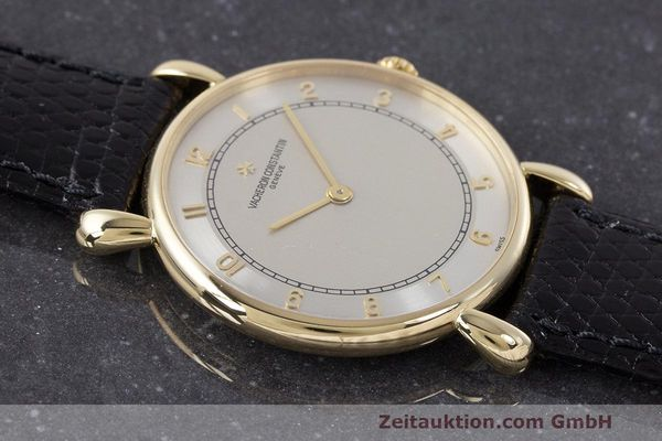Used luxury watch Vacheron & Constantin * 18 ct gold manual winding Kal. 1003/1 Ref. 33084 VINTAGE  | 161986 13