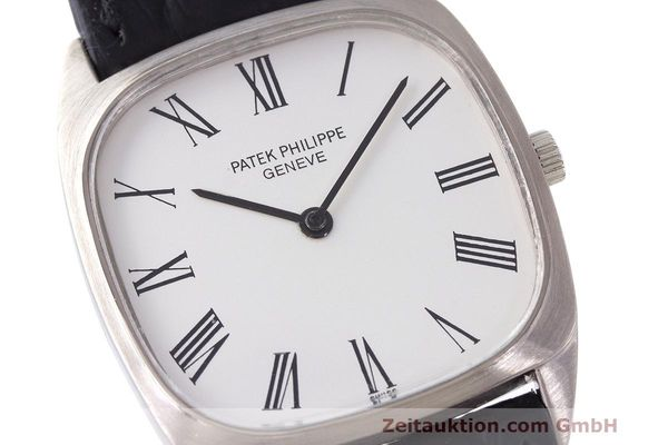 Used luxury watch Patek Philippe * 18 ct gold manual winding Kal. 175 Ref. 3566 VINTAGE  | 161987 02
