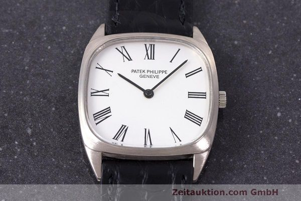 Used luxury watch Patek Philippe * 18 ct gold manual winding Kal. 175 Ref. 3566 VINTAGE  | 161987 14