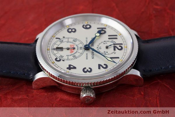 Used luxury watch Ulysse Nardin Marine Chronometer steel automatic Kal. ETA 2892A2 Ref. 263-22  | 161990 05
