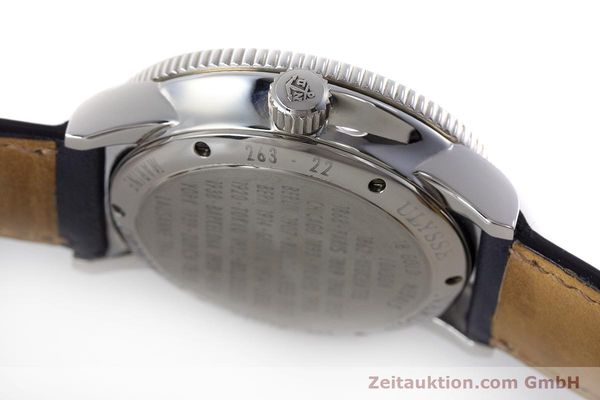 Used luxury watch Ulysse Nardin Marine Chronometer steel automatic Kal. ETA 2892A2 Ref. 263-22  | 161990 11