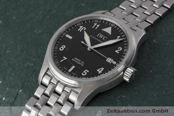Used luxury watch IWC Mark XV steel automatic Kal. 30110 Ref. 3253  | 161993 01