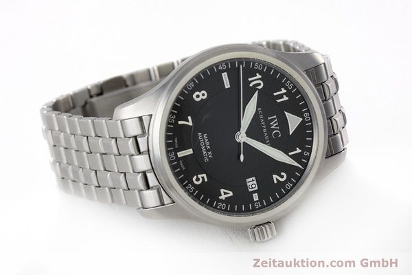 Used luxury watch IWC Mark XV steel automatic Kal. 30110 Ref. 3253  | 161993 03