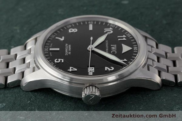 Used luxury watch IWC Mark XV steel automatic Kal. 30110 Ref. 3253  | 161993 05