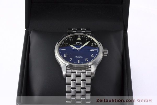 Used luxury watch IWC Mark XV steel automatic Kal. 30110 Ref. 3253  | 161993 07