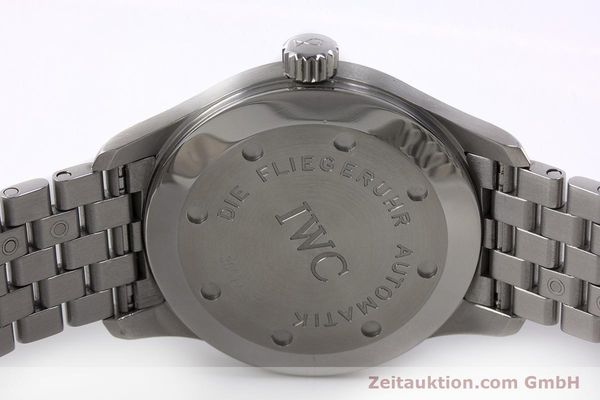 Used luxury watch IWC Mark XV steel automatic Kal. 30110 Ref. 3253  | 161993 08