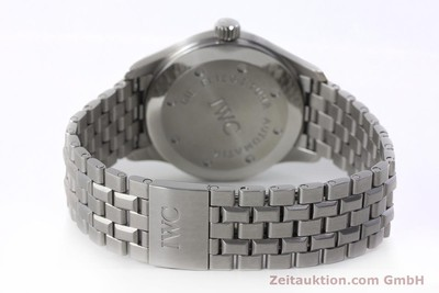 IWC MARK XV STEEL AUTOMATIC KAL. 30110 LP: 4340EUR [161993]