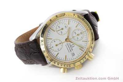OMEGA SPEEDMASTER CHRONOGRAPHE ACIER / OR AUTOMATIQUE KAL. 1155 ETA 7750 LP: 3020EUR [161996]