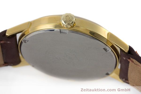 Used luxury watch Omega Seamaster gold-plated manual winding Kal. 601 Ref. 135.001 VINTAGE  | 162014 11