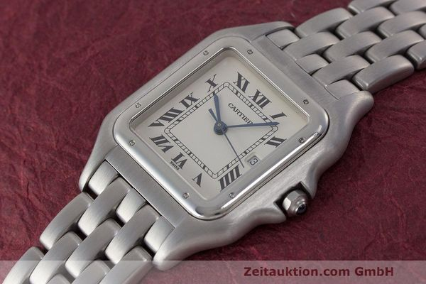 Used luxury watch Cartier Panthere steel quartz Kal. 87.06 Ref. 1300  | 162021 01