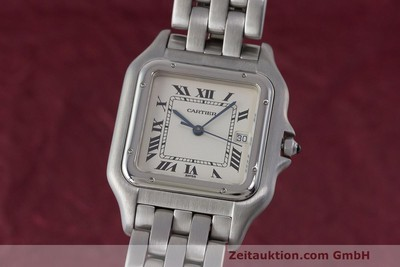 CARTIER PANTHERE STEEL QUARTZ KAL. 87.06 LP: 3500EUR [162021]