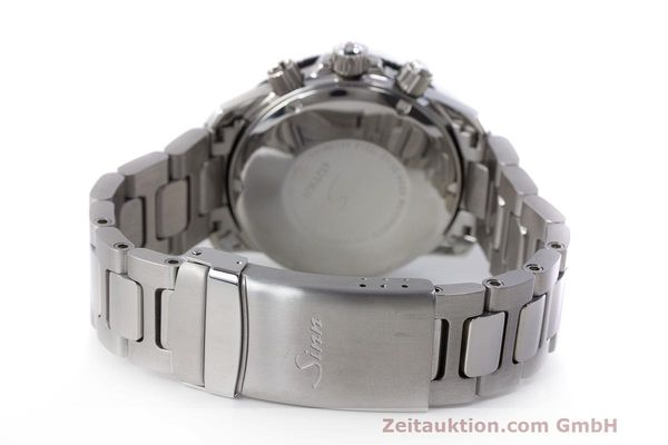 Used luxury watch Sinn 103 ST chronograph steel automatic Kal. ETA 7750  | 162022 11