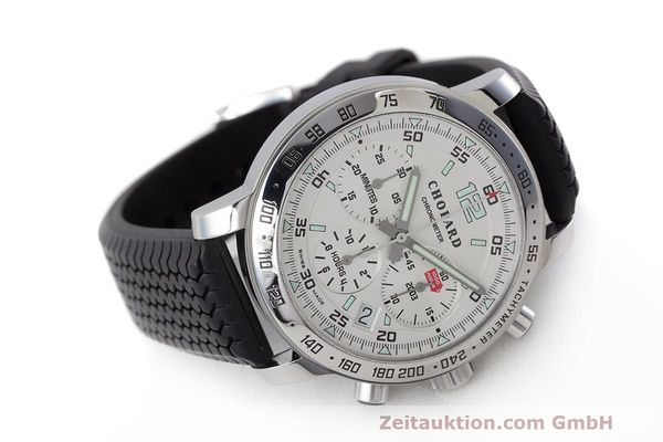 Used luxury watch Chopard Mille Miglia chronograph steel automatic Kal. ETA 2894-2 Ref. 8932 LIMITED EDITION | 162025 03