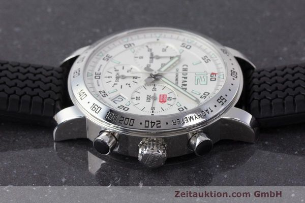Used luxury watch Chopard Mille Miglia chronograph steel automatic Kal. ETA 2894-2 Ref. 8932 LIMITED EDITION | 162025 05