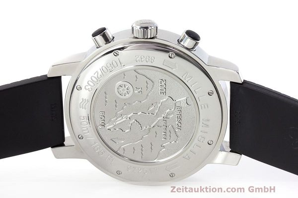 Used luxury watch Chopard Mille Miglia chronograph steel automatic Kal. ETA 2894-2 Ref. 8932 LIMITED EDITION | 162025 09