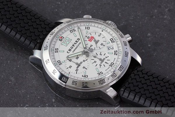 Used luxury watch Chopard Mille Miglia chronograph steel automatic Kal. ETA 2894-2 Ref. 8932 LIMITED EDITION | 162025 13