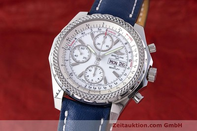 BREITLING BENTLEY CHRONOGRAPH STEEL AUTOMATIC KAL. B13 ETA 7750 LP: 7760EUR [162042]