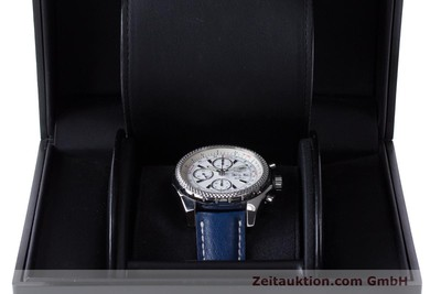 BREITLING FOR BENTLEY GT DAY DATE CHRONOGRAPH AUTOMATIK STAHL A13362 VP: 7760,-Euro [162042]