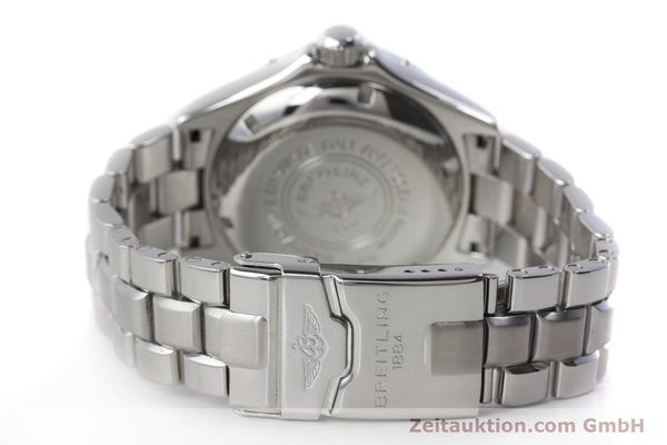 Used luxury watch Breitling Superocean steel automatic Kal. B17 ETA 2824-2 Ref. A17040  | 162048 12