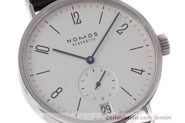 Used luxury watch Nomos Tangomat steel automatic Kal. Zeta  | 162051 02