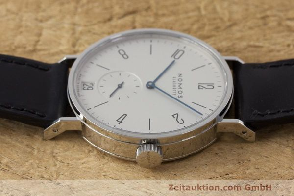 Used luxury watch Nomos Tangomat steel automatic Kal. Zeta  | 162051 05