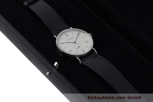 Used luxury watch Nomos Tangomat steel automatic Kal. Zeta  | 162051 07