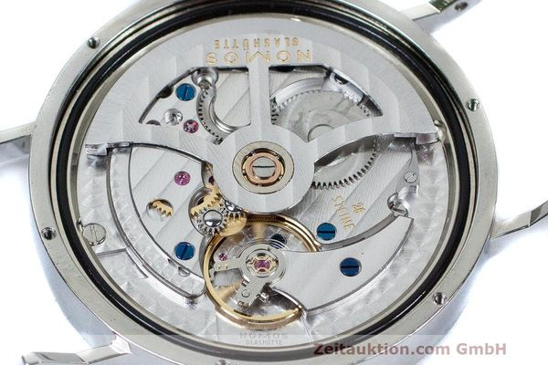 Used luxury watch Nomos Tangomat steel automatic Kal. Zeta  | 162051 10