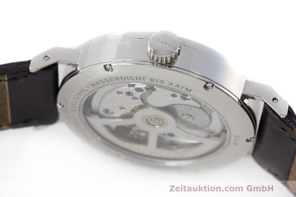 Used luxury watch Nomos Tangomat steel automatic Kal. Zeta  | 162051 11