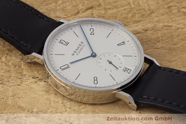 Used luxury watch Nomos Tangomat steel automatic Kal. Zeta  | 162051 15